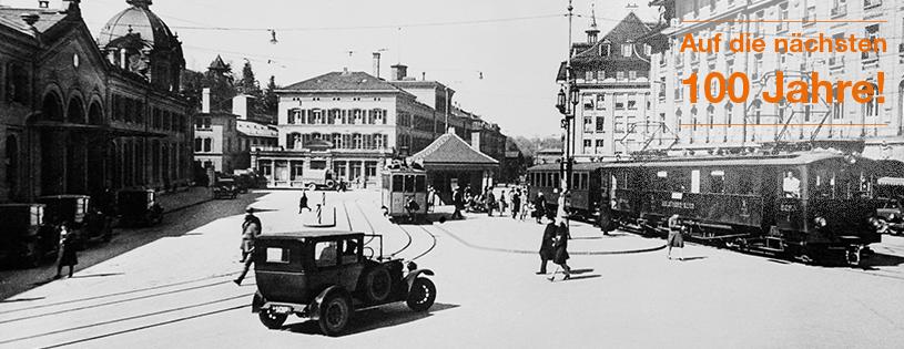 Bern Bahnhofplatz