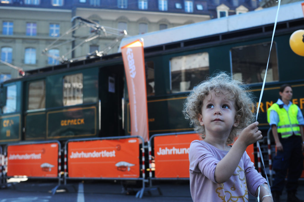Festplatz Bern, 27. August 2016