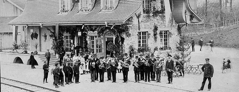 Schönbühl 1916