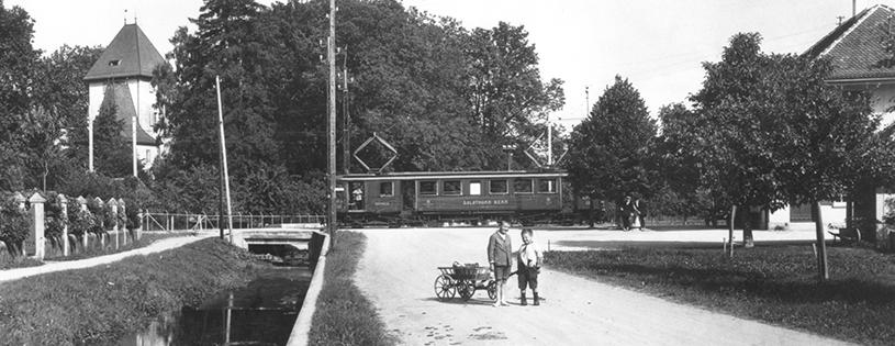 Jegenstorf 1927