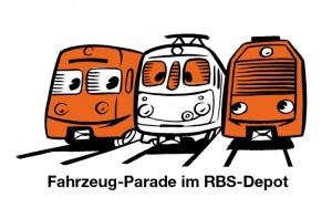 Fahrzeug-Parade