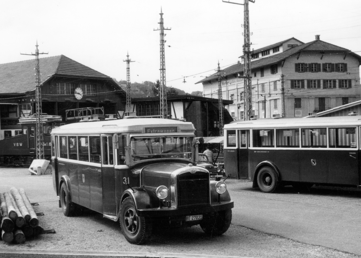 Extrawagen in Worb